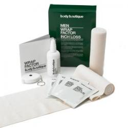 Body Boutique ™ Wrap Factor For Men (with Abs Firming Cream)